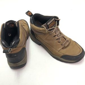 Ariat Hiking, Work, Riding Leather Boots Size 9